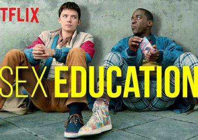 """How Netflix's """"Sex Education"""" Fights Toxic Masculinity"""