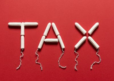 Tampon Tax and the monetary value of a woman's period