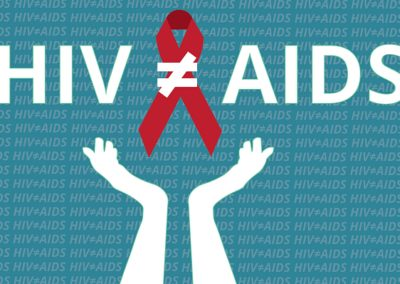 """The Difference between HIV and AIDS: HIV is no longer the """"DeathSentence"""""""